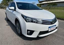 Título do anúncio: Corolla xei 2.0 automatico 2017 completo