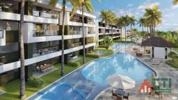 Título do anúncio: Apartamento com 3 dormitórios à venda, 93 m² por R$ 936.000,00 - Praia Dos Carneiros - Tam
