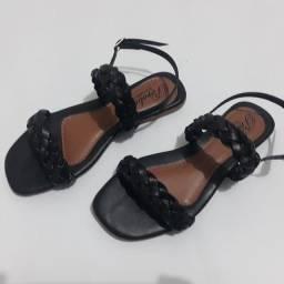Rasterinhas pérola calçados