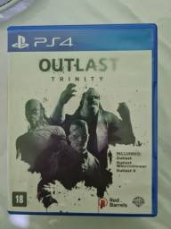 Jogos para PS4 seminovos