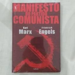 Livro Manifesto do Partido Comunista - Karl Maz