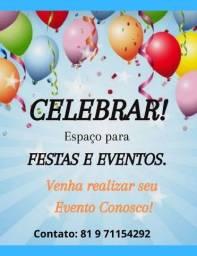 CELEBRAR! Espaço para Festas e Eventos
