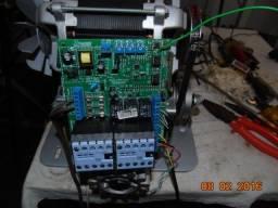 portão automatico kit deslizante max peccinin 3\4 de potencia