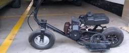 Walkmachine patinete motorizado