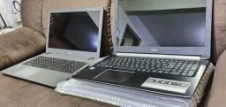 2 Notebook, 1 sem uso, e um semi novo, core i5 zeros. R$2800,00 e R$3.200,00