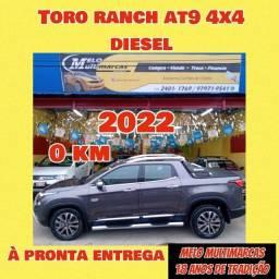 Título do anúncio: TORO 2021/2022 2.0 16V TURBO DIESEL RANCH 4WD AT9