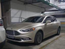 Título do anúncio: Vendo Ford fusion hybrid (híbrido) 2017