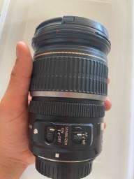 Vendo lente 17-55mm