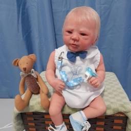 Título do anúncio: Bebê Reborn  pronta entrega