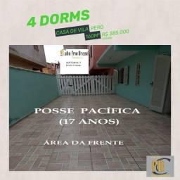 Título do anúncio: Cabo Frio- Peró- Casa de Vila Duplex- à 800 metros da Praia-4 Suítes