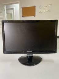 Monitor Positivo LCD 19 Polegadas Usado