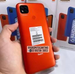 Xiaomi Redmi 9C 64GB (laranja)
