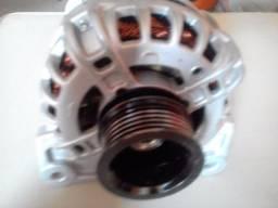 Motor de arranques partidas e alternadores