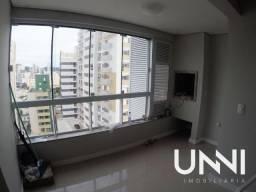 Semi Mobiliado 01 suíte + 02 dormitórios - Centro Itajaí