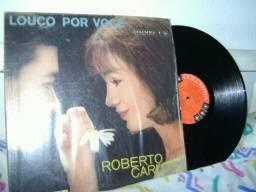"""Long Play """"Louco por Voce"""" 1º LP do Rei RC.""""Raridade"""""""