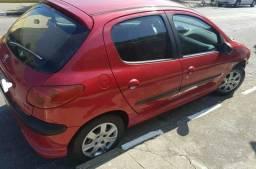 Peugeot 206 1.4 2008 flex - 2008