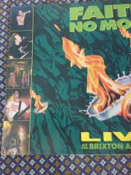 Vinil Faith No More - Live At the Brixton Academy