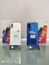 Celular Xiaomi MI A3 64gb 4gb ram versao global azul