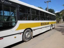 Ônibus urbano em Santa Maria Madalena