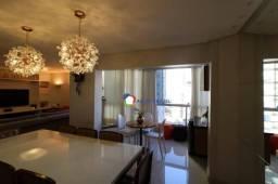 Apartamento com 4 dormitórios à venda, 143 m² por R$ 495.000,00 - Setor Oeste - Goiânia/GO