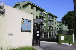 Apartamento com 3 dormitórios para alugar, 89 m² por r$ 1.000,00/mês - uberaba - curitiba/