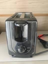 Torradeira e forno elétrico leia o anúncio