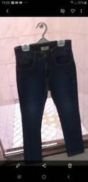 Calça jeans infatil 10 anos