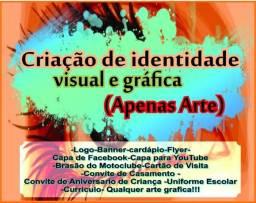 Criação de Identidade Visual e Gráfica