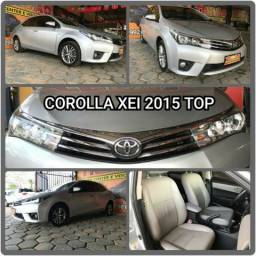 Corolla XEI 2015 TOP trevao veículos - 2015