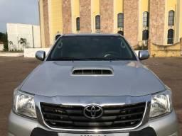 Toyota Hilux SR 2013 Diesel, Automática - 2013