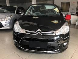CITROËN C3 2014/2015 1.6 EXCLUSIVE 16V FLEX 4P AUTOMÁTICO - 2015