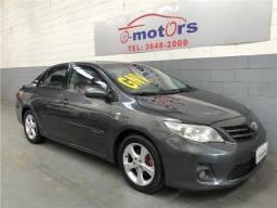Toyota Corolla 1.8 Gli GNV + Automático + Couro + Multimídia - 2012
