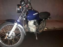 Moto fan 125 - 2005