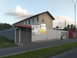Casa 2 Quartos - Dias Dávila