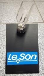 Pedestal Leson Compacto p/ Microfone de mesa