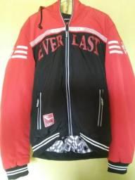 Jaqueta Everlast original importada, tamanho G. Sem uso