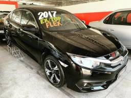 (Junior Veiculos)Honda Civic Ex Ano:2017 Completo Flex - 2017