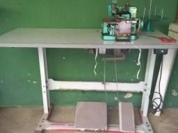 Máquina industrial de costura urgente