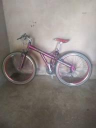 Vendo ótima bicicleta 500 reais.preço a negociar