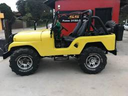 Jeep willys 1963