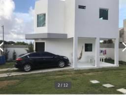 Casa em Jacumã na Praia do Amor com 3 quartos, sendo 2 suítes, piscina e churrasqueira