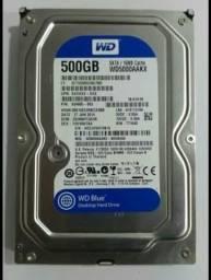 Vendo ou troco HD p/Pc em HD p/not
