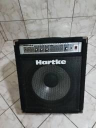 Amplificador Bass cubo hartcke A100 ( Otimo estado de conservação )