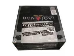 Coleção Bon Jovi Tour Box Set Special Edition 11 Cd + 1 Dvd