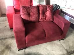 Lindo conjunto de sofá novo!!!!