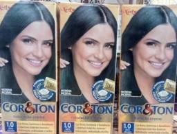 Tinta De Cabelo Cor&ton Kit Com 10 Unidades
