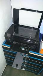 Impressora Hp D 110 séries cartuchos 60