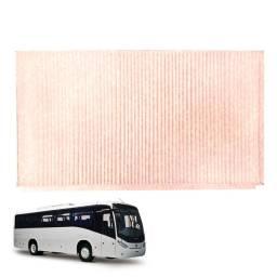 Filtro de Ar Condicionado com Ligas de Cobre de Alta Pureza para Ônibus ou Caminhão