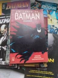 Revistas em quadrinhos batman