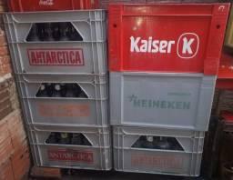 Vasilhames Com Cascos De Cerveja 600ml